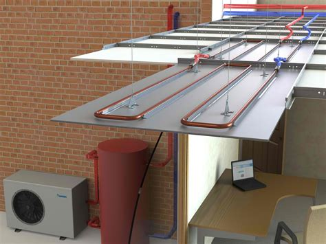 Radiation Panels Features And Advantages Of Radiant Heat Panels