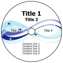 free dvd label template 9 best images of cd label template free cd label