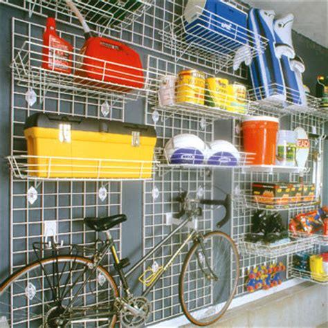 Garage Wall Organizer Grid System by Product Photo
