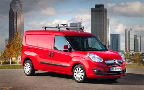 opel van triple duty coming as ram fiat doblo now also opel combo