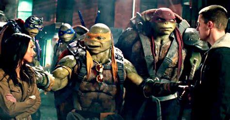 film entier ninja turtles ninja turtles 2 preview goes behind the scenes with megan fox