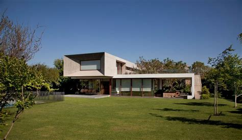 Modern Concrete Homes Home Garden And Modern Concrete House In Chile By Raimundo