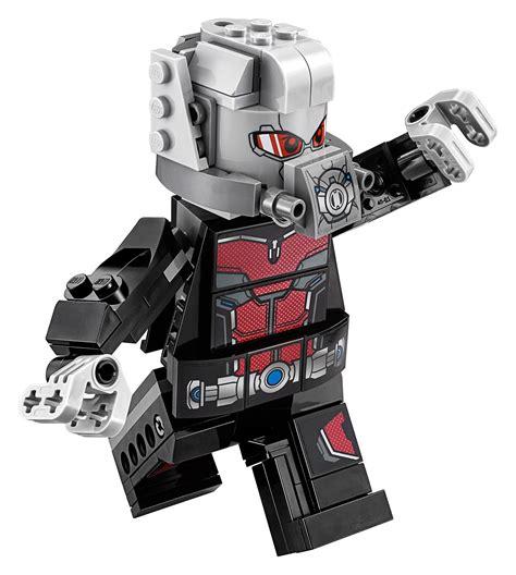 Lego Antman did rdj confirm a captain america civil war rumor