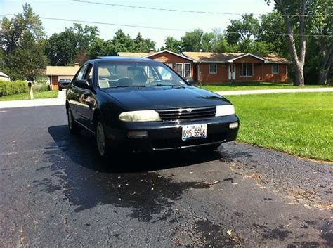 1995 nissan altima engine for sale purchase used 1995 nissan altima gxe sedan 4 door 2 4l in