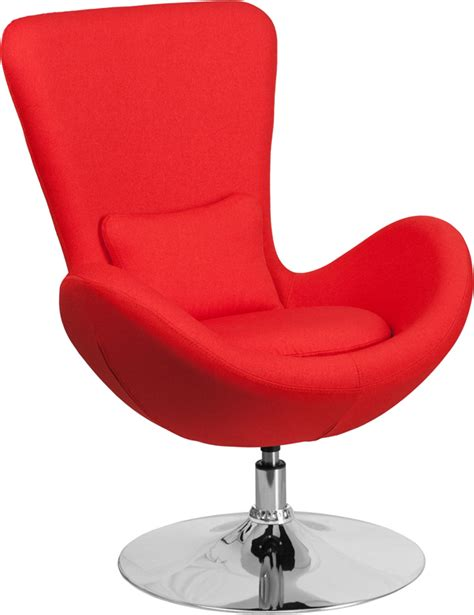 Fab Flash Designer And Carpet Relations Strictly Business by Fabric Egg Series Reception Lounge Side Chair Flash
