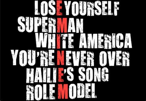 eminem superman lyrics eminem superman quotes quotesgram