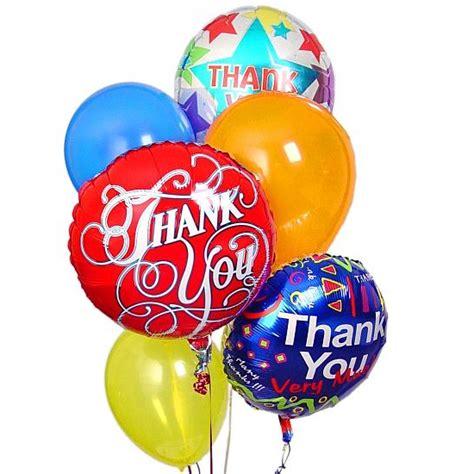 Thank You Letter Balloons Thank You Balloon Own
