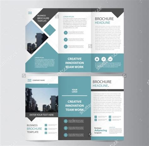 Tri Fold Brochure Designs Psd Vector Download Vistaprint Trifold Brochure Template
