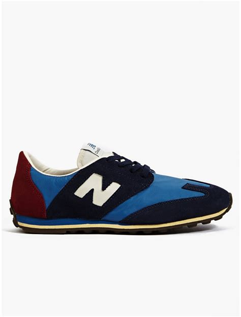 cross country shoes new balance mens ccanv cross country sneakers in blue for
