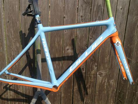 orange and blue paint scheme alternatux com love the light blue orange color scheme bikes