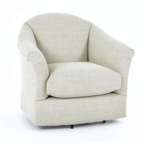 home furnishings swivel glide chairs  darby swivel chair baers furniture