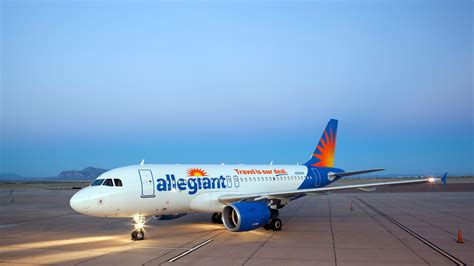 allegiant air albany tucson flights are among new schedule additions