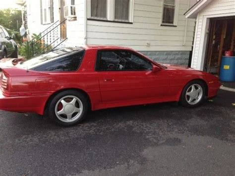 1992 Toyota Supra For Sale Find Used 1992 Toyota Supra Turbo Hatchback 2 Door 3 0l In