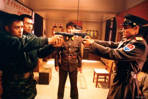 film korea hot shot joint security area 2000 review express elevator to