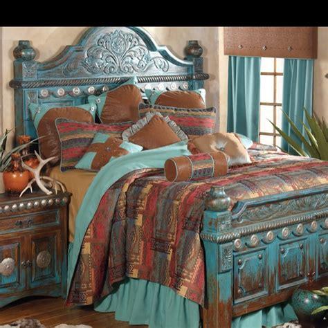 southwest bedroom decor 27 best beds 888 6435117 images on pinterest 3 4 beds
