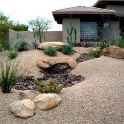 Desert Rock Garden Ideas Desert Landscaping Ideas For Front Yard Outdoors Home Ideas Libby Grundstrom