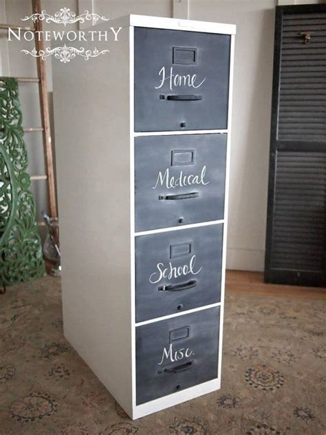 chalkboard paint metal chalkboard paint on metal filing cabinet everdayentropy