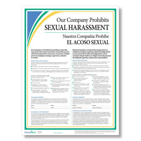 sexual harassment policy template sexual harassment poster workplace harassment policy
