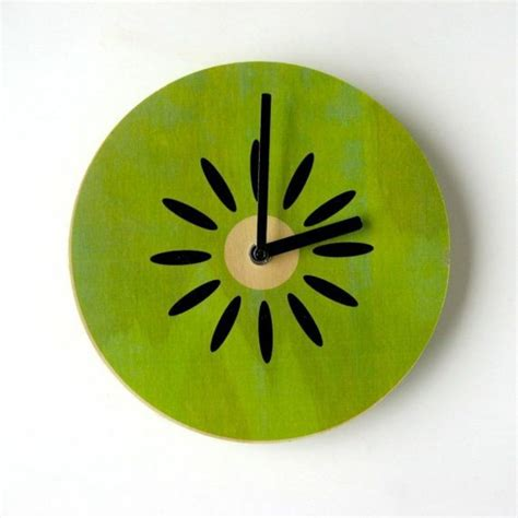 clock design kitchen clocks designs that stimulate the appetite