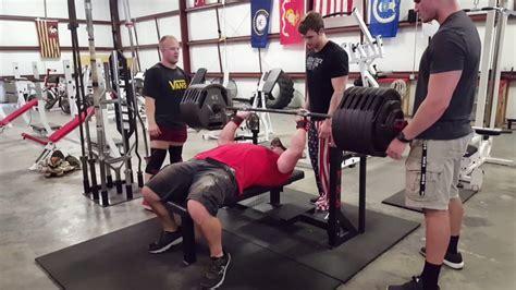 josh bryant bench press jeremy hoornstra bench press training tuscaloosa face
