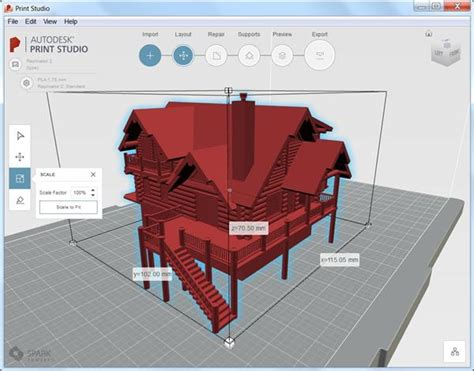 librerie cad 3d 3ders org autocad 2017 now fully integrated into 3d
