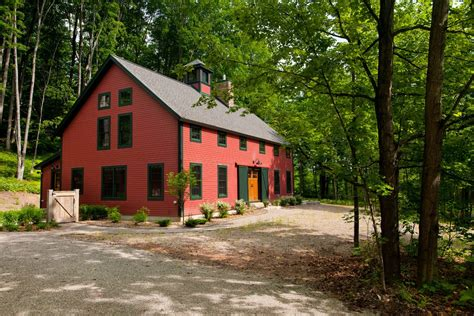 country barn home plans