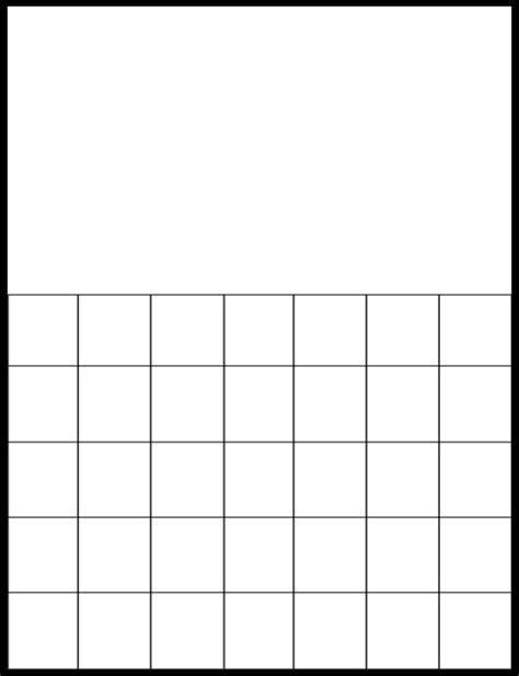 printable calendar grid best 170 templates images on pinterest other