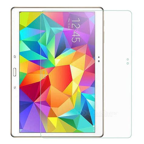 Smile Tempered Glass Samsung Galaxy Tab S 10 5 T800 Clear tempered glass screen protector for 10 5 samsung galaxy tab s t805 transparent free