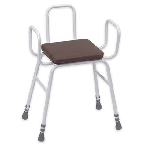 Perching Stool With Back And Arms by Perching Stool Adjustable Height With Back And Arms