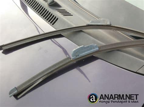 Cermin Alza pengelap cermin kereta wiper jenis getah biasa atau silikon mana lebih bagus anarm net