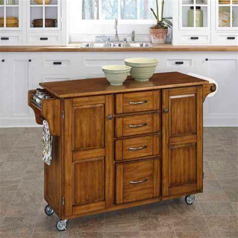 home styles create a cart warm oak kitchen cart with kitchen carts mix and match create a cart warm oak