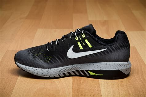Nike Air nike air zoom structure 20 shield shoes running sil lt