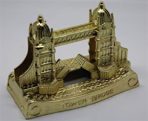 Souvenir Gift Miniatur Tower Bridge New Tower Bridge Big Ben Miniature Pencil