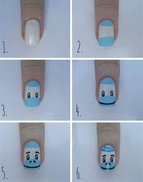 acrylic paint nail beginners 10 easy acrylic nail tutorials for beginners