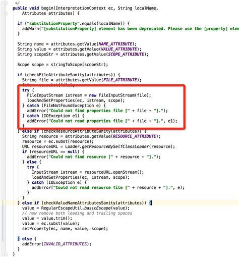 Logback Xml | logback 关于logback xml加载外部配置文件问题 csdn博客
