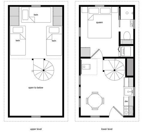 12x24 cabin floor plans 12 215 24 twostory 5