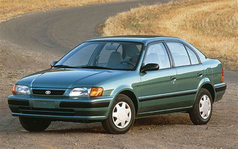 1996 toyota tercel overview cargurus