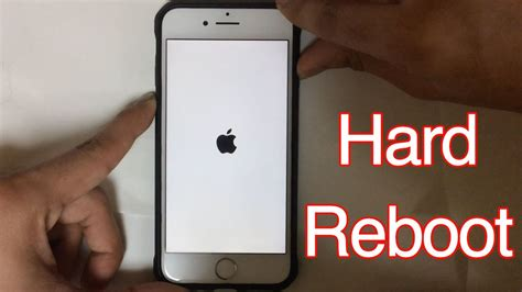 how to reboot iphone 7 or iphone 7 plus reset method for iphone 7 7