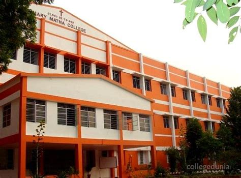 Mba Colleges In Theni by Matha College Theni Courses Fees 2017 2018