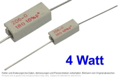 axial resistor power rating power wirewound resistor 0 47 ohm 5 4w axial vitrohm kh 206 8 grieder elektronik bauteile ag