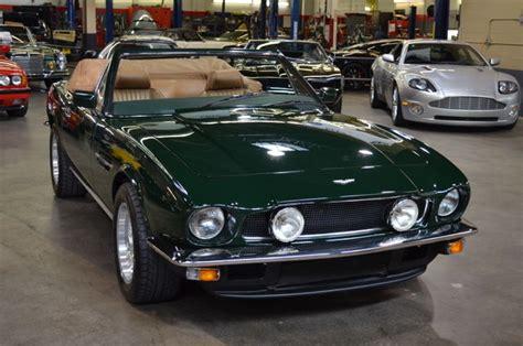 green aston martin convertible aston martin other convertible 19890000 green for sale