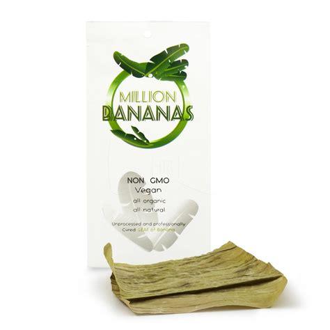 Leaf Wrap million bananas leaf wrap