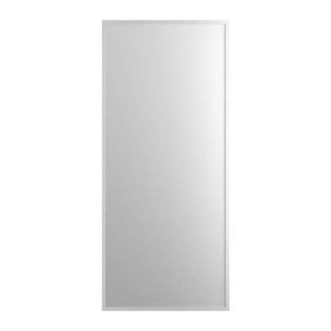 ikea mirror stave mirror white 27 1 2x63 quot ikea