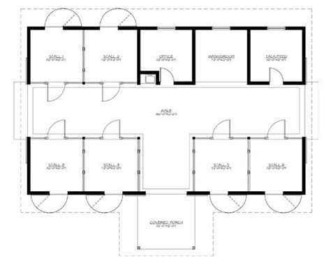 horse stable floor plans 14 best trilogy barn and stable company images on