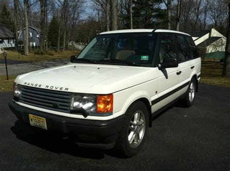 auto body repair training 1999 land rover range rover seat position control sell used 2003 land rover range rover hse sport utility 4 door 4 4l in suitland maryland