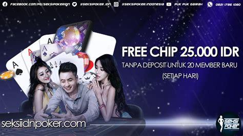 chip seksipoker  rupiah gratis   poker permainan kartu kartu