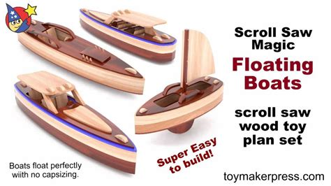 toy boat blueprints wood toy plans scroll saw magic speed boats youtube