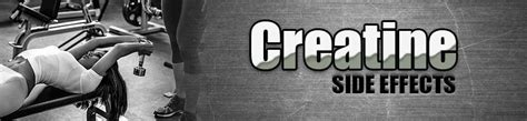 creatine negatives creatine side effects mr supplement australia