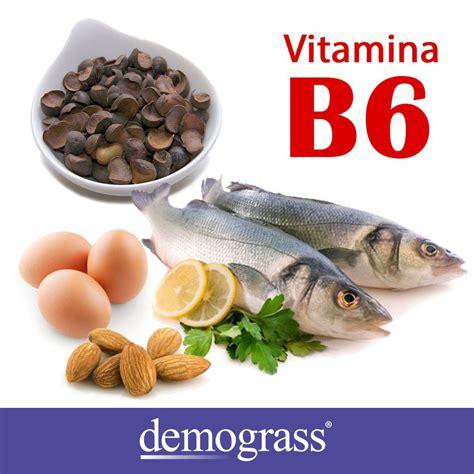 alimentos que contengan vitamina b6 vitamina b6