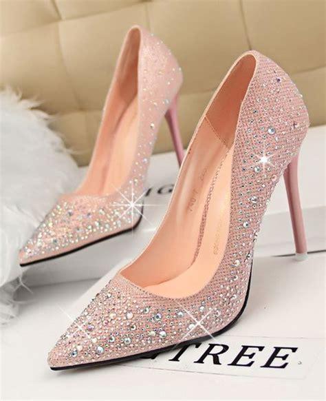 Heels Fashion Kore Import japanese korean style 2015 sweet bridal wedding shoes bottom high heels shoes